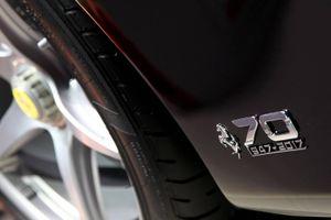 Ferrari trưng bày LaFerrari mui trần 'cho vui' vì toàn bộ xe đều đã có chủ