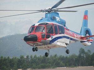 Tàu Cảnh sát biển Việt Nam sẽ mang trực thăng EC155 B1?