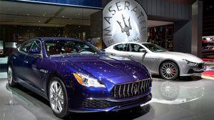 """Ngắm Maserati Quattroporte 2017 """"bằng xương, bằng thịt"""""""