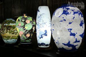 Làng quê Việt Nam qua những tác phẩm gốm Bát Tràng độc đáo