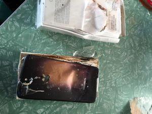 Đến lượt iPhone 7 Plus bất ngờ phát nổ