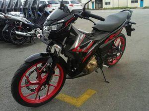 Suzuki Raider 150 FI đen nhám bất ngờ về Việt Nam, thách thức Exciter 150 và Honda Winner 150