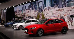 Ảnh chi tiết Hyundai i30 hatchback thế hệ mới