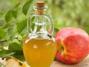 20 công dụng tuyệt vời của giấm táo