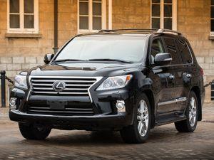 Dòng SUV cao cấp nhất Lexus LX phát triển ra sao (2)