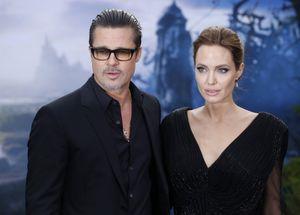 Angelina Jolie tạm thời được nuôi 6 con