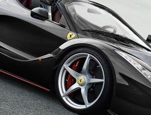 Chiêm ngưỡng 'quái xế' vừa được Ferrari ra mắt