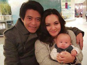 Xuân Mai lộ ảnh gia đình, chồng sắp nhập ngũ ở Mỹ?