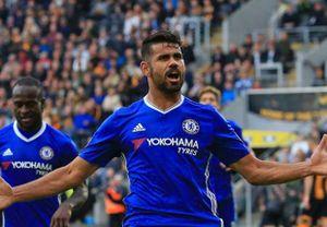 Thắng trận, Conte nức nở khen Costa