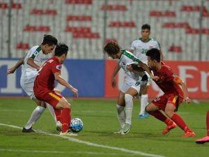 Vượt qua lứa Công Phượng, U19 Việt Nam vào tốp 8 châu Á