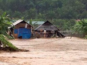 Hỗ trợ 12 địa phương khắc phục thiệt hại do bão, lũ