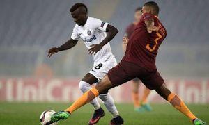AS Roma chia điểm kịch tính với 'tí hon' Austria Wien