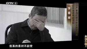 Quan tham Trung Quốc bật khóc, thú tội trên sóng truyền hình nóng nhất ngày