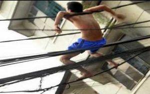 Thanh niên 'ngáo đá' ngã từ tầng 5 của khách sạn tử vong