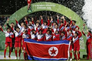 Triều Tiên lên ngôi tại World Cup sau màn luân lưu nghẹt thở