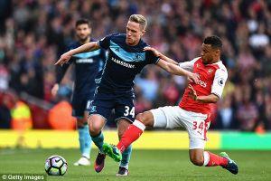 Miệt mài lên bóng, Arsenal nhận kết quả phũ phàng
