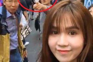 Phản ứng của người dân Hàn khi bất ngờ gặp Ngọc Trinh dạo phố