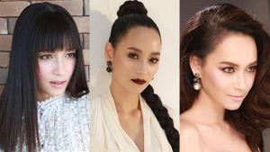 Make up nào kiểu tóc đấy, học Bee Namthip để luôn đẹp như nữ thần