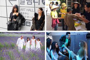 Top 5 showbiz: Lần nào cũng thị phi, Thủy Tiên không có 'số' làm từ thiện?