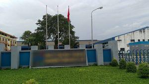 Công nhân chém chết quản đốc trước cổng công ty