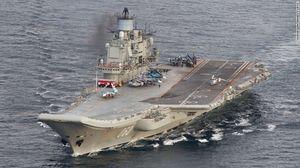 Hạm đội mạnh nhất của Nga khoe sức mạnh với phương Tây