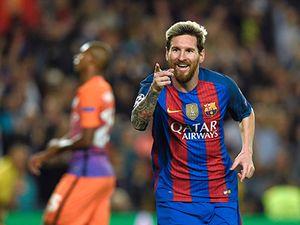 Chỉ Messi biết thế làm thế nào để thay đổi một trận chiến
