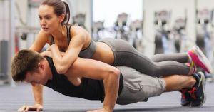 10 bài tập đôi cực hay giúp cặp tình nhân thêm gắn bó