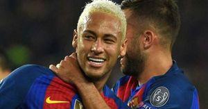 Neymar hướng tới cột mốc mới tại La Liga