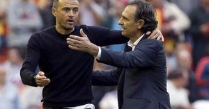 Luis Enrique hạnh phúc với tinh thần và ý chí của Barcelona