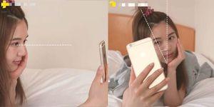 Hai cách 'tự sướng' trên giường cho bạn bức ảnh nghìn like