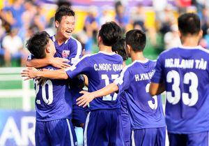 TRỰC TIẾP U.21 Than Quảng Ninh 0-0 U.21 HAGL: Dậy sóng sân Cẩm Phả