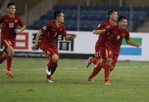 TRỰC TIẾP U.19 Việt Nam 0-0 U.19 Bahrain: Giấc mơ World Cup