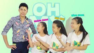 Oh My Kids! #6: Noo Phước Thịnh lần đầu đối diện thử thách 'vũ điệu hoang đường'