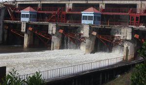 Hồ Dầu Tiếng xả lũ về hạ lưu Sài Gòn vẫn đảm bảo an toàn