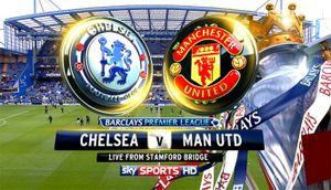 Trực tiếp Chelsea vs MU: Đội hình ra sân mạnh nhất