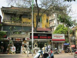 Lịch sử lừng danh ẩn trong biệt thự 65A Nguyễn Thái Học vừa cháy