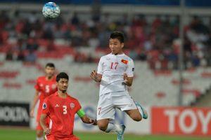 Người hùng của U19 Việt Nam tiết lộ điều đặc biệt với AFC