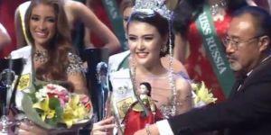 Người mẫu Ngọc Duyên đăng quang 'Nữ hoàng Sắc đẹp Toàn cầu'