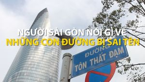 Người Sài Gòn nói gì về những con đường bị sai tên?