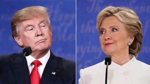 Clinton dẫn trước Trump với cách biệt 2 con số