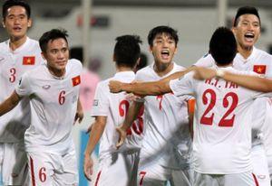 Chùm ảnh chiến thắng lịch sử của U19 Việt Nam