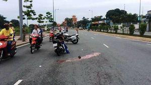 Hai xe máy tông nhau trên đại lộ, một người tử vong