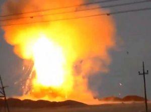 IS dùng tên lửa Nga sản xuất bắn nổ tung xe tăng M1 Abrams của Iraq
