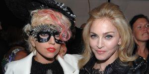 Madonna phản pháo lại lời chê bai của Lady Gaga