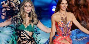 Kendall Jenner và Gigi Hadid tiếp tục tham gia Victoria's Secret Fashion Show 2016
