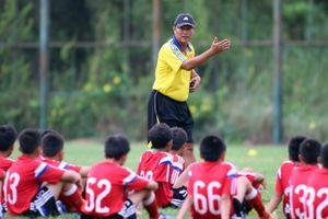 Tấm vé World Cup U20 và những giọt mồ hôi Trần Minh Chiến
