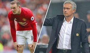 Mourinho đổi ý, Rooney chuẩn bị ra đường