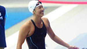 Video phần thi 200 m hỗn hợp của Ánh Viên tại FINA World Cup