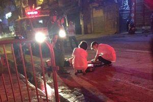 Hà Nội: Bảo vệ bị đâm chết khi áp giải kẻ trộm