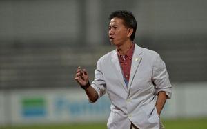 HLV Hoàng Anh Tuấn giữ 'bùa hộ mệnh' cho U19 Việt Nam
